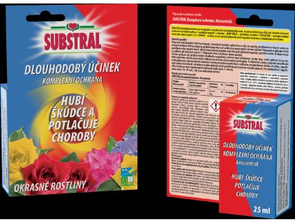 Substral (Careo a Saprol) komplex - koncentrát 25 ml