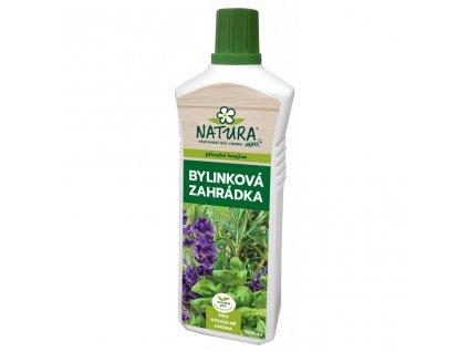 NATURA Kapalné hnojivo bylinková zahrádka 0,5 l