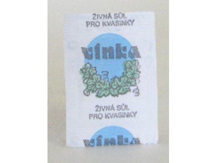 VINKA - živná sůl pro kvasinky 1,6g