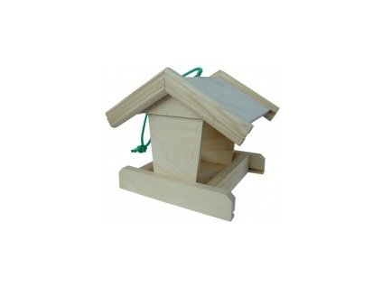 Ptačí bufet Krmítko č. 1 (20x24x20,5 cm)