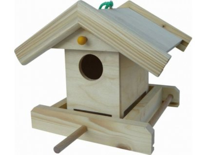 Ptačí bufet Krmítko č. 4 (34x24x20,5 cm)