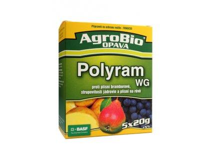 Polyram  WG  5 x 20 g
