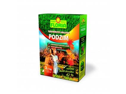 FLORIA - Podzimní trávníkové hnojivo - 2,5 kg