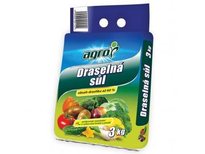 Draselná sůl  3 kg