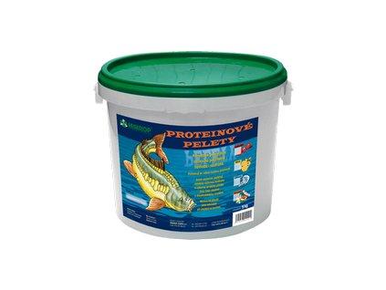 Proteinové pelety Scopex/Jahoda 5kg