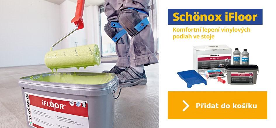 Schönox iFloor - kompletní set pro lepení vinylových podlah