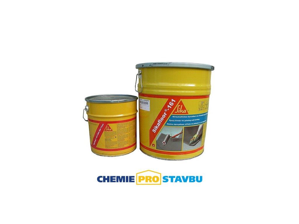 Sikafloor 161, 30 kg - epoxidová penetrace pro savé podklady