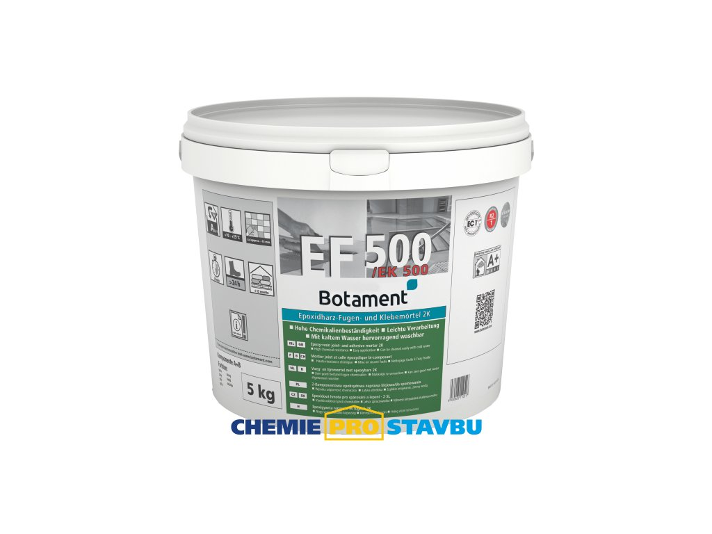 EF 500 20 5kg m