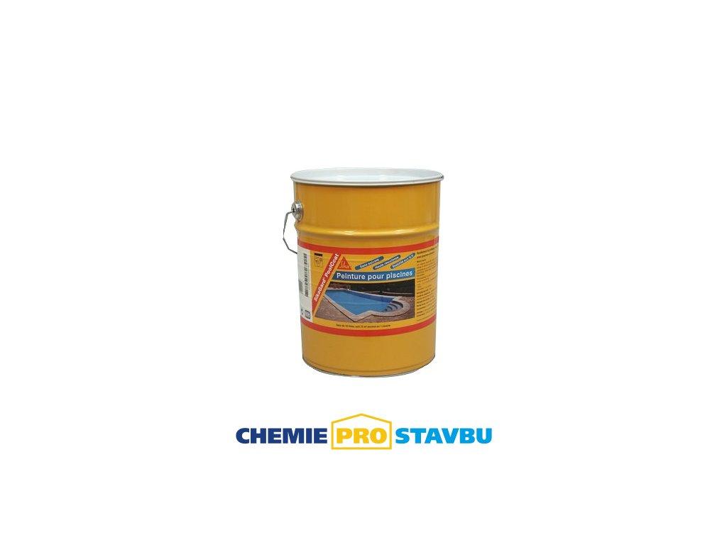 Sikagard-140 Pool, ochranný nátěr pro bazény a jezírka