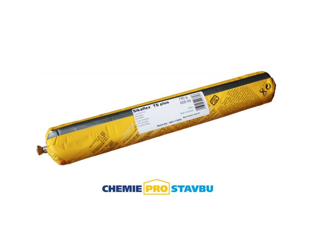 Sikaflex TS Plus, 600 ml, tmel pro těsnění nádrží