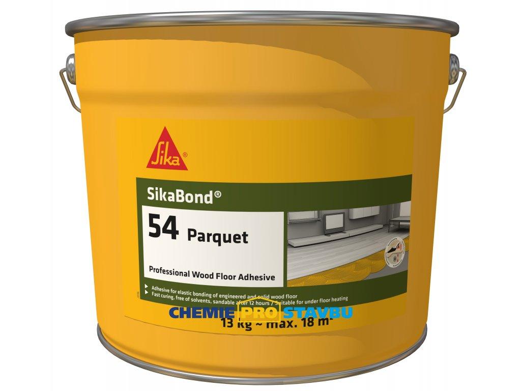 SikaBond 54 Parquet  - lepidlo na dřevěné podlahy a palubky