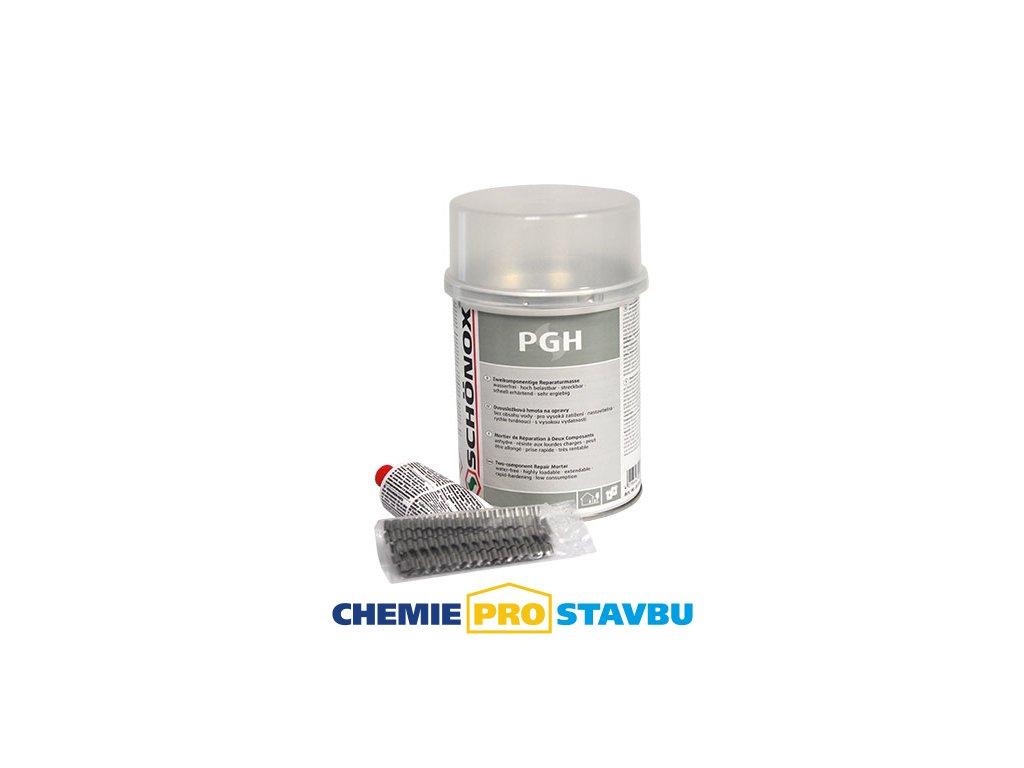 Schönox  PGH - 1,02kg, opravná hmota pro vyplňování trhlin v potěrech