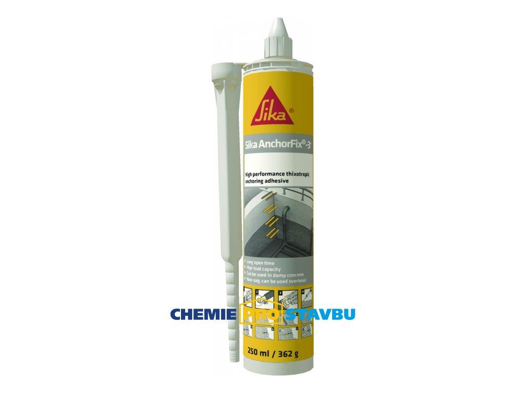 Sika AnchorFix-3+ , 250 ml - epoxidové kotvící lepidlo