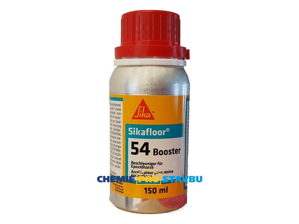 Sikafloor 54 -Booster - urychlovač epoxidových penetrací Sika