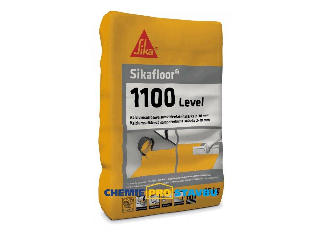 Sikafloor 1100 Level 25 kg, 2 - 10 mm