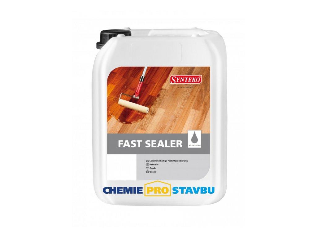 SYNTEKO FAST SEALER, 5 l - základní lak na exotické dřevo a jiné problémové dřeviny