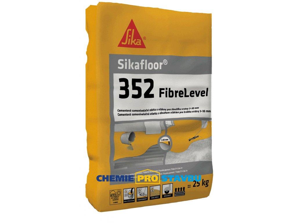 Sikafloor 352 Fibre Level chemieprostavbu