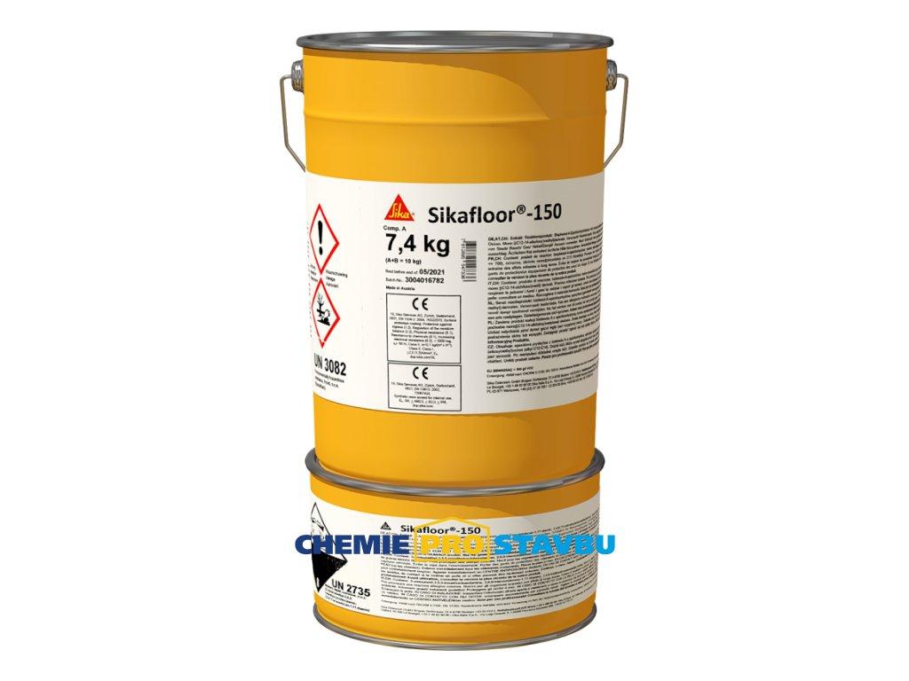 Sikafloor 150 - penetrační nátěr, malta a potěr pro beton