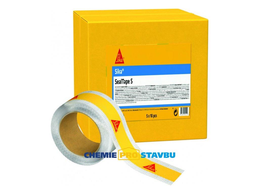 Sika SealTape-S - vodonepropustná těsnící páska