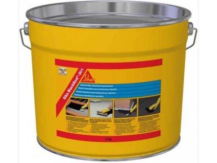 Sika BlackSeal -301 5kg, černá - stěrka pro opravy hydroizolací