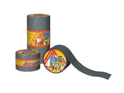 Sika MultiSeal-T - samolepící bitumenová páska vyztužená hliníkovou folií