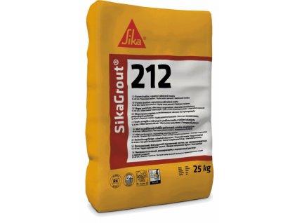 SikaGrout-212, 25 kg, zálivková hmota