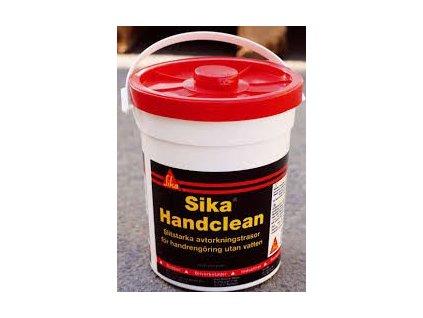 Sika Handclean - čistící ubrousky na ruce 70 ks