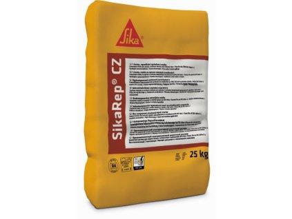 SikaRep CZ, 25 kg - opravná malta na betonové konstrukce se statickou funkcí