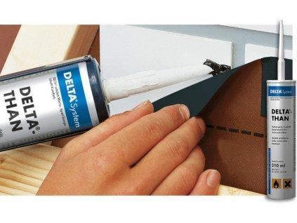 Dörken DELTA - THAN - pružné lepidlo ze speciálního kaučuku