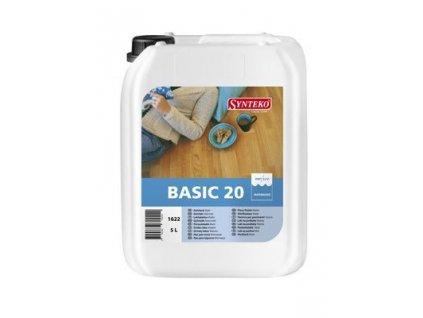 SYNTEKO BASIC 5l, 20l - lak na vodní bázi