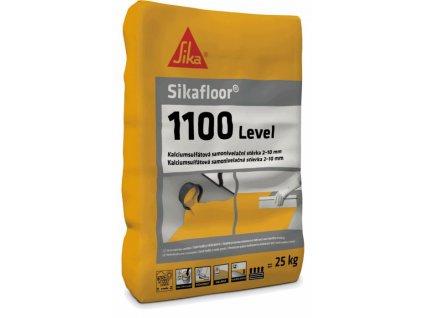 Sikafloor 1100 Level, 25 kg - polymerem modifikovaná samonivelační stěrka
