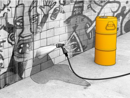 Sikagard -850 AG anti-graffiti & anti-poster - ochrana proti grafitti