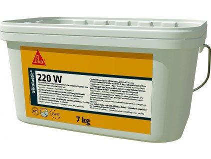 SIKA NÁTĚR Sikalastic 220 W, 7kg - hydroizolační nátěr pod obklady a dlažbu