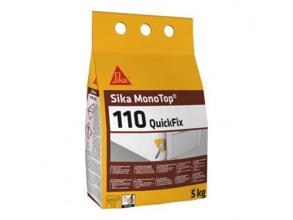 Sika MonoTop®-110 QuickFix, 5kg -  fixační malta pro kotvení a rychlé opravy