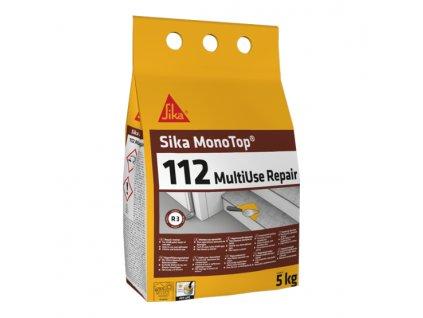 Sika Mini Pack  MonoTop-112 MultiUse Repair, 5kg - malta pro opravy betonu