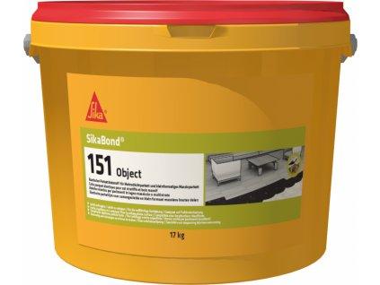 SikaBond 151 Object, 17 kg - pružné lepidlo na dřevěné podlahy