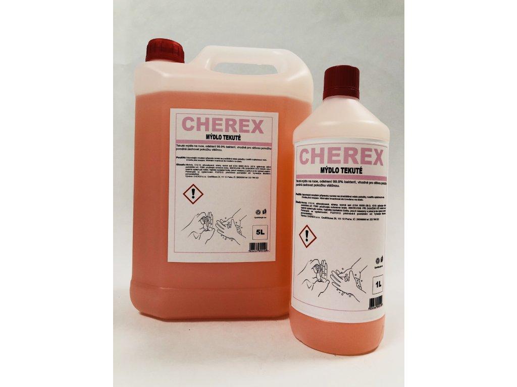 CHEREX - Tekuté mýdlo