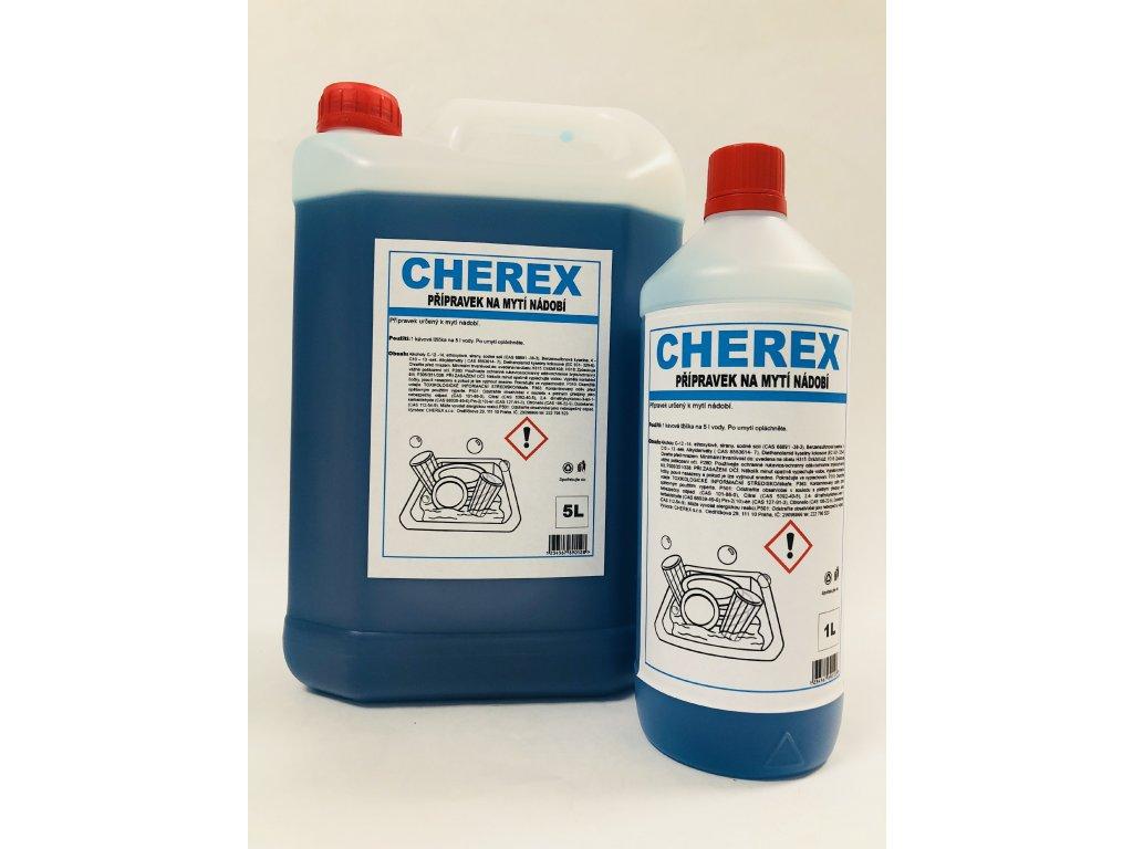 CHEREX - Na nádobí