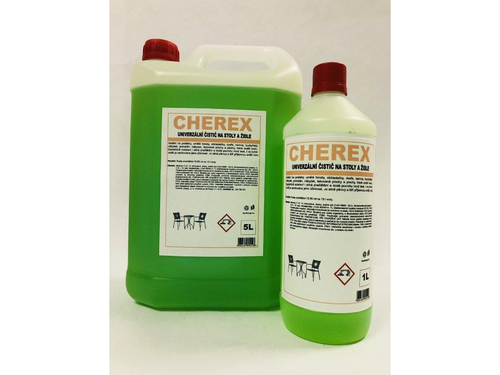 CHEREX - Univerzální čistič