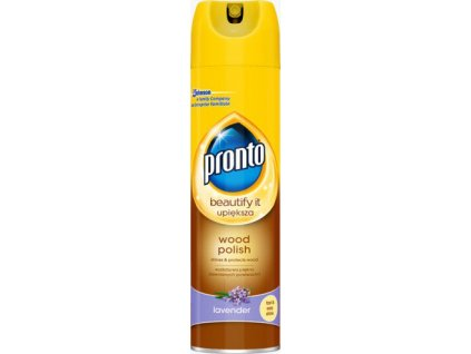 Pronto Wood Polish LEVANDULE