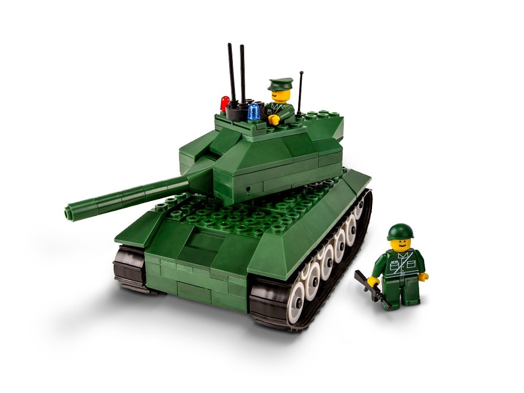 CHEVA 49 Tank
