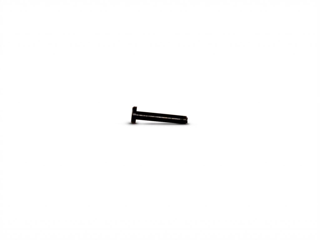 CHEVA- Hřídel krátká černá 17 mm (10 ks)