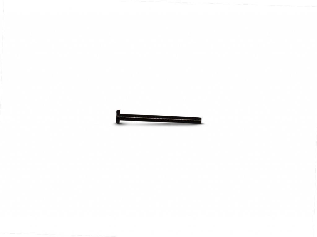 CHEVA- Hřídel dlouhá černá 35 mm (10 ks)
