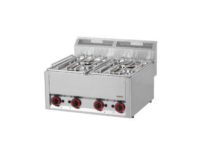 Plynový sporák REDFOX SPL 66 G