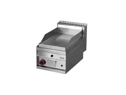 Grilovací deska plynová hladká REDFOX FTL 4 G