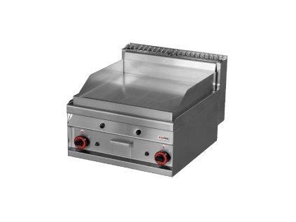 Grilovací deska plynová chromovaná hladká REDFOX FTL 6 GS