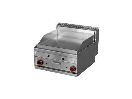 Grilovací deska plynová chromovaná kombinovaná REDFOX FTLR 6 GS