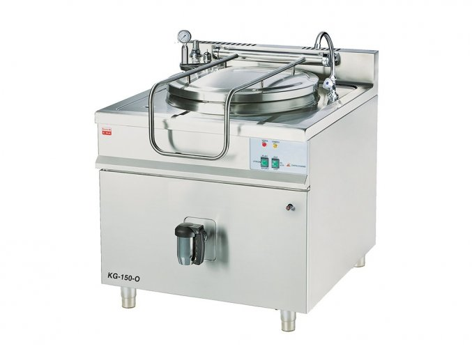 Plynový varný kotel kulatý GASTRO-HAAL KG-100-O