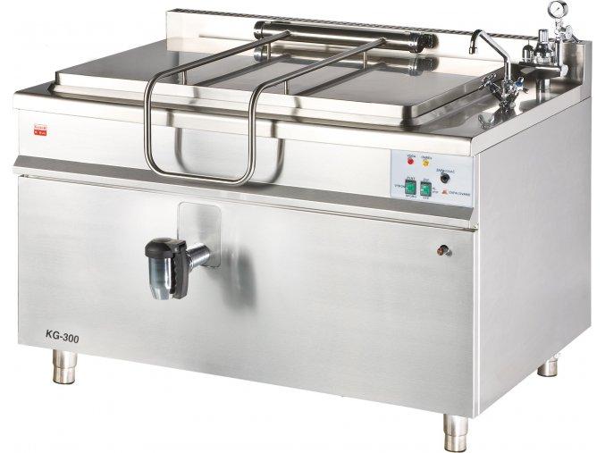 Plynový varný kotel hranatý GASTRO-HAAL KG-100