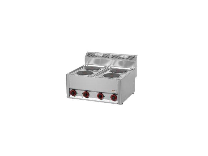 Elektrický sporák REDFOX SPL 66 ET